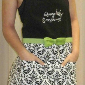 Kay Dee Designs Kitchen - Kay Dee Designs Chef Apron with Pocket NWOT
